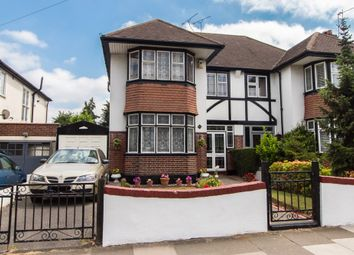 Thumbnail 4 bedroom semi-detached house for sale in Hobleythick Lane, Westcliff-On-Sea
