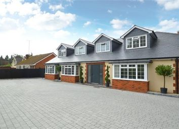 Thumbnail 6 bed detached house for sale in Reading Road, Finchampstead, Wokingham
