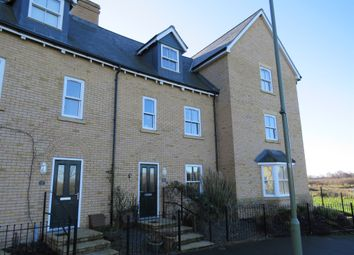 Thumbnail 3 bed town house for sale in Hodinott Close, Romsey