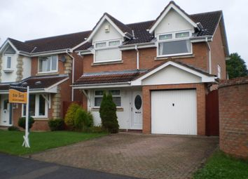 Thumbnail 3 bed detached house to rent in Wolveston Close, Newton Aycliffe