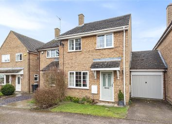Thumbnail 3 bed semi-detached house for sale in Blakes Avenue, Witney, Oxfordshire