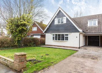 3 bed semi-detached house for sale in Mossley Court, Congleton, Cheshire CW12