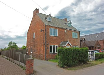 Thumbnail 4 bed semi-detached house for sale in Station Road, Ranskill, Retford