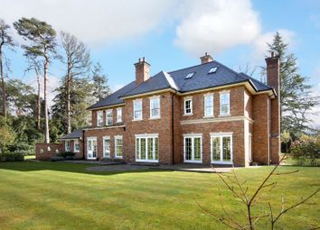 Thumbnail 7 bed detached house for sale in Heathfield Avenue, Sunninghill, Ascot