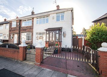 Thumbnail 3 bed semi-detached house for sale in Rose Avenue, Litherland
