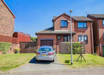 Thumbnail 3 bed detached house for sale in Leyburn Close, Accrington, Lancashire