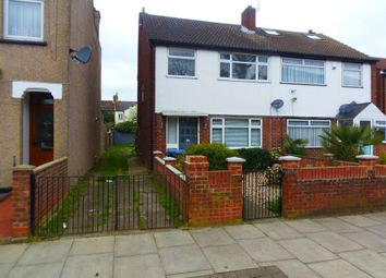 Thumbnail 3 bed end terrace house to rent in Chesterfield Road, Enfield