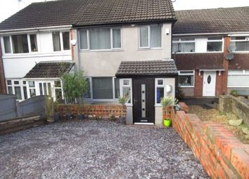 Thumbnail 4 bed town house for sale in Dalehead Drive, Shaw, Oldham