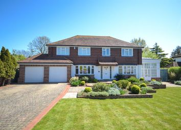 Thumbnail 4 bed detached house for sale in Second Avenue, Frinton-On-Sea