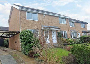 2 bed semi-detached house for sale in Nunnington Crescent, Harrogate HG3