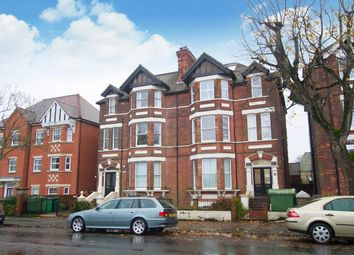 Thumbnail 4 bed flat for sale in Bouverie Road West, Folkestone