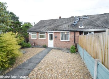 Thumbnail 2 bed semi-detached house for sale in Bridle Road Woodford, Stockport