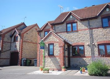 Thumbnail 3 bed semi-detached house for sale in Station Close, Kilburn, Belper