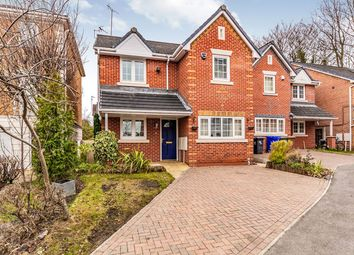 Thumbnail 4 bed detached house for sale in Chaplin Close, Salford