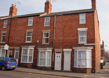 Thumbnail 3 bed terraced house to rent in Cromwell Street, Lincoln