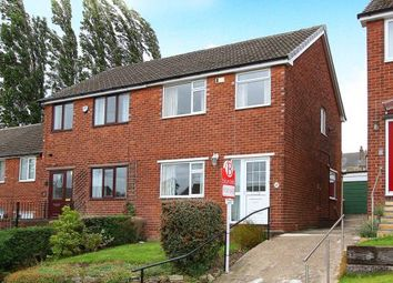 Thumbnail 2 bed semi-detached house for sale in 10 Church View, Woodhouse, Sheffield