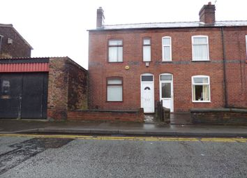 Thumbnail 2 bed end terrace house to rent in Longford Street, Warrington