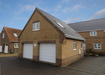 Thumbnail 1 bedroom flat to rent in Norwich Road, Besthorpe, Attleborough