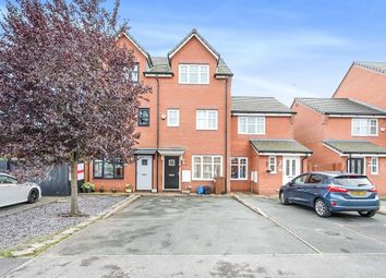 Thumbnail 4 bed terraced house to rent in Deerfield Close, St. Helens, Merseyside