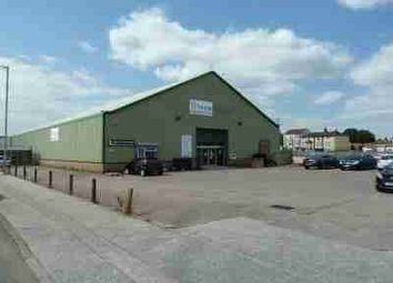 Thumbnail Warehouse for sale in Commercial Road, Lowestoft, Suffolk