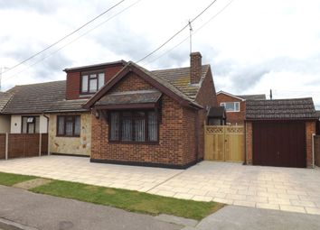 Thumbnail 1 bedroom semi-detached house for sale in Chapman Road, Canvey Island