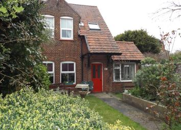 Thumbnail 3 bedroom end terrace house for sale in High Street, East Runton, Cromer