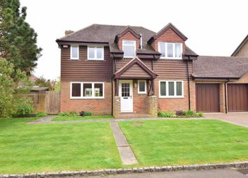 Thumbnail 4 bed detached house for sale in St. Marys Meadow, Yapton, Arundel, West Sussex