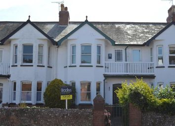 Thumbnail 3 bed terraced house for sale in Vicarage Road, Sidmouth, Devon