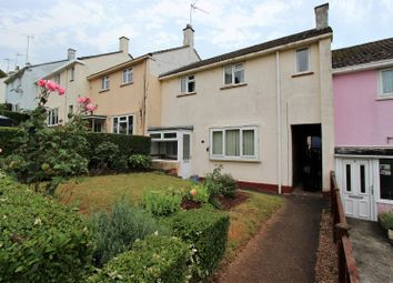 Thumbnail 4 bed terraced house for sale in Raleigh Avenue, Torquay