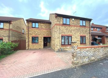 Thumbnail 5 bed detached house for sale in Leafields, Wakes Meadow, Northampton