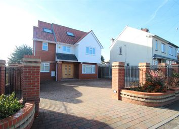 Thumbnail 4 bed detached house for sale in Spring Road, St. Osyth, Clacton-On-Sea