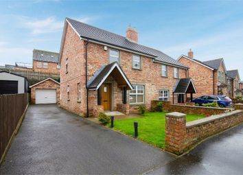 Thumbnail 3 bed semi-detached house for sale in Copperthorpe, Drumahoe, Londonderry