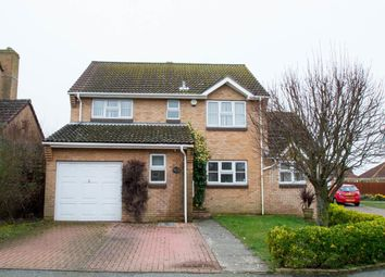 Thumbnail 4 bed detached house for sale in Collingwood Close, Eastbourne