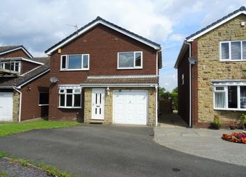 Thumbnail 3 bed detached house for sale in Netherley Brow, Ossett