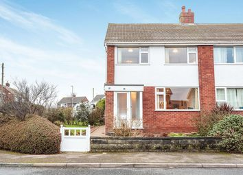 Thumbnail 3 bed semi-detached house for sale in Lawnswood Avenue, Poulton-Le-Fylde