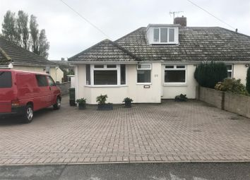 Thumbnail 3 bed bungalow for sale in Chickerell Road, Chickerell, Weymouth