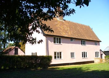 Thumbnail 5 bed farmhouse to rent in The Common, Fritton, Norwich