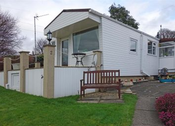 Thumbnail 1 bedroom mobile/park home for sale in Clarion Field, West Chevin Road, Menston