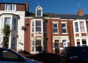 Thumbnail 8 bed terraced house for sale in North Parade, Whitley Bay
