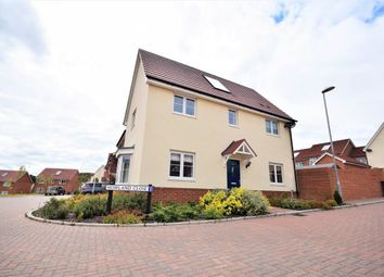 Thumbnail 3 bed detached house to rent in Howland Close, Saffron Walden