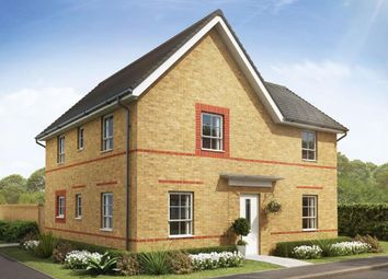 """""""Alderney"""" at Hassall Road, Alsager, Stoke-On-Trent ST7. 4 bed detached house for sale"""