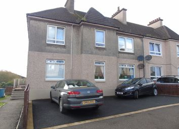Thumbnail 3 bed flat for sale in Park Road, Calderbank, Airdrie