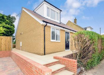 Thumbnail 3 bed bungalow for sale in Downs Close, East Studdal, Dover, Kent