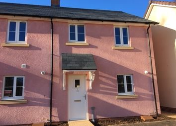 Thumbnail 2 bed semi-detached house for sale in Plots 13-14 Drake Meadows, Churchinford, Somerset