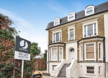 Thumbnail 2 bed maisonette to rent in Mount Ephraim Road, London