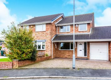 Thumbnail 3 bed semi-detached house for sale in Hawkshead Crescent, North Anston, Sheffield