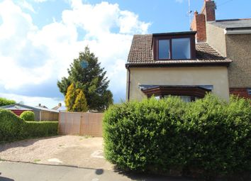 Thumbnail 2 bed semi-detached house to rent in Underwood Road, Rothwell, Kettering