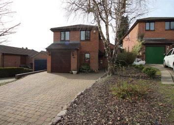 Thumbnail 3 bed detached house for sale in Glamis Close, Walderslade, Kent
