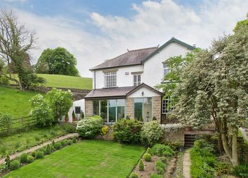 Thumbnail 4 bed detached house for sale in Moor Road, Burley Woodhead, Ilkley