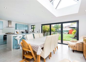 Thumbnail 4 bed detached house for sale in Dudley Road, Walton-On-Thames, Surrey
